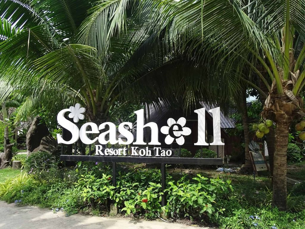 Koh Tao, Seashell resort | Rama Tours