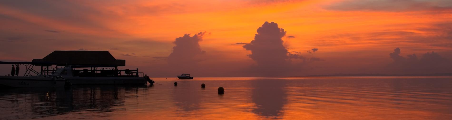 rondreis sulawesi hotels togian eiland