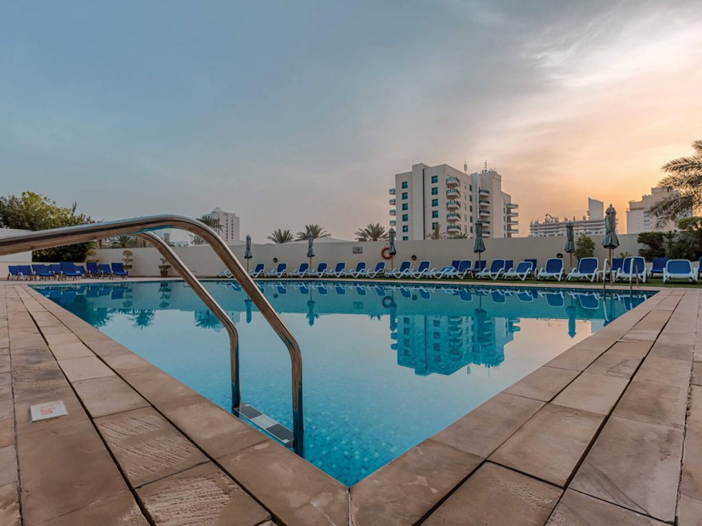 Dubai, Arabian Park hotel | Rama Tours
