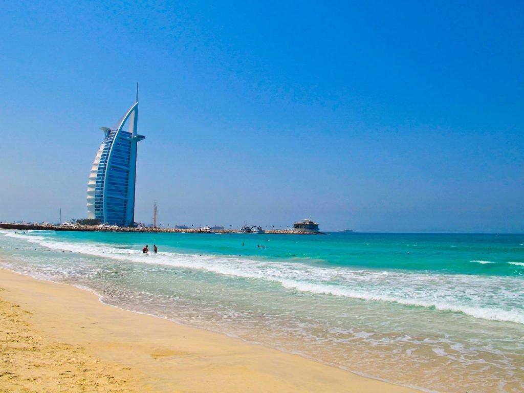 Dubai, stranden | Rama Tours
