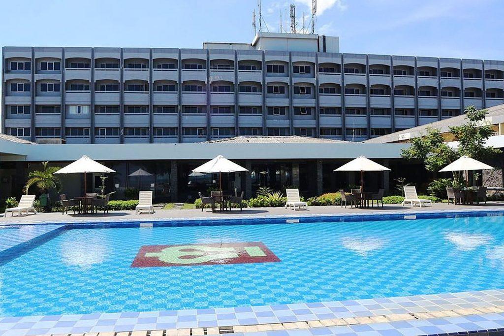 Padang, Pangeran Beach hotel | Rama Tours
