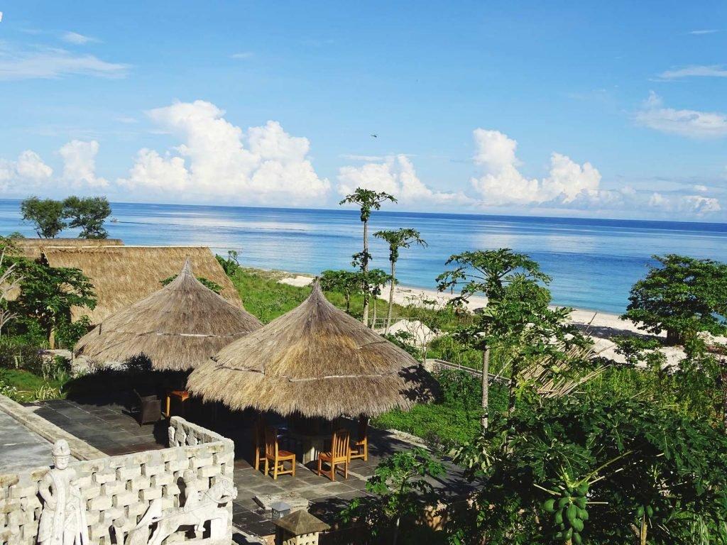 Sumba, Tambolaka, Mario hotel Cafe | Rama Tours
