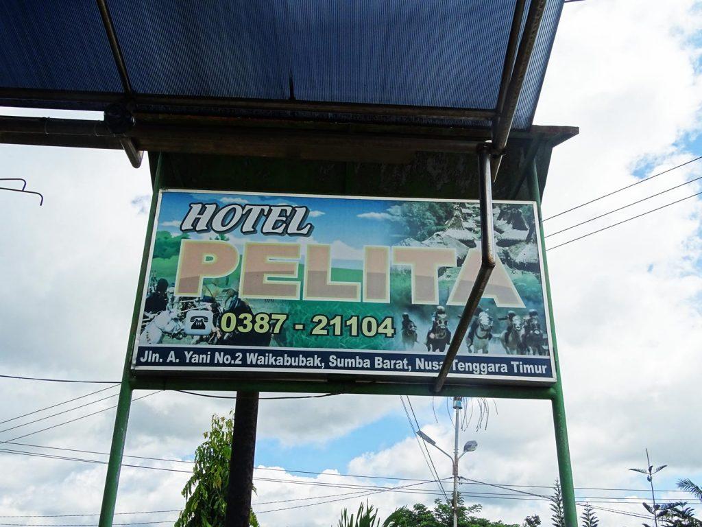 Sumba, Waikabubak, Pelita hotel | Rama Tours