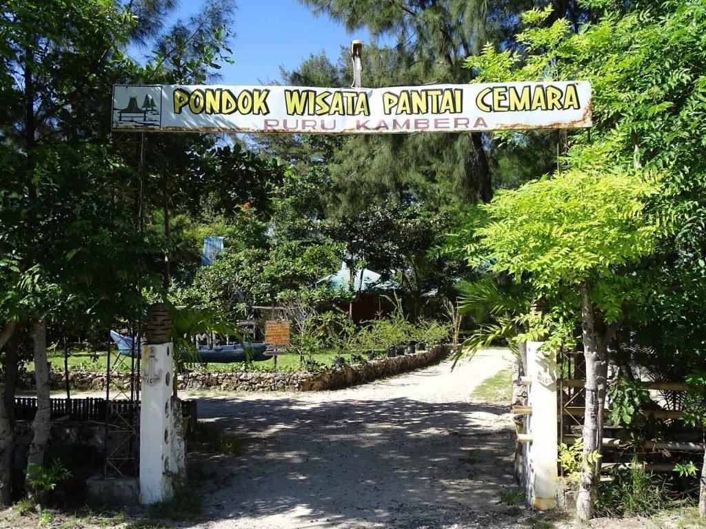 Sumba, Mondu, Pondok Wisata pantai Cemara | Rama Tours