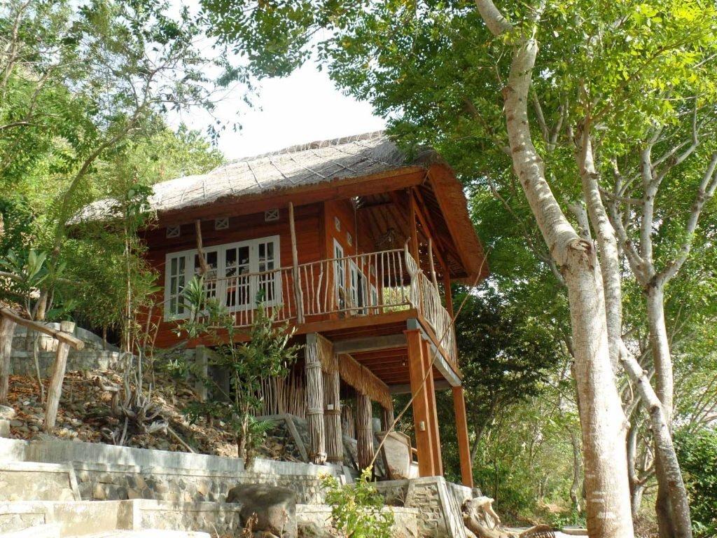 Gili Gede, Hula Hoop bungalows | Rama Tours