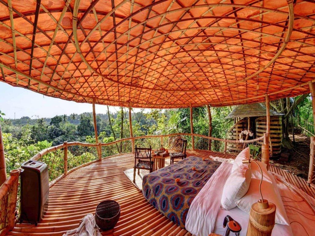 Ubud, Bambu Indah | Rama Tours