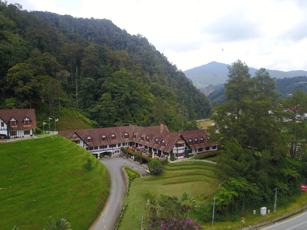 Cameron Highlands, The Lakehouse | Rama Tours