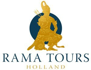 Rama in het logo van Rama Tours