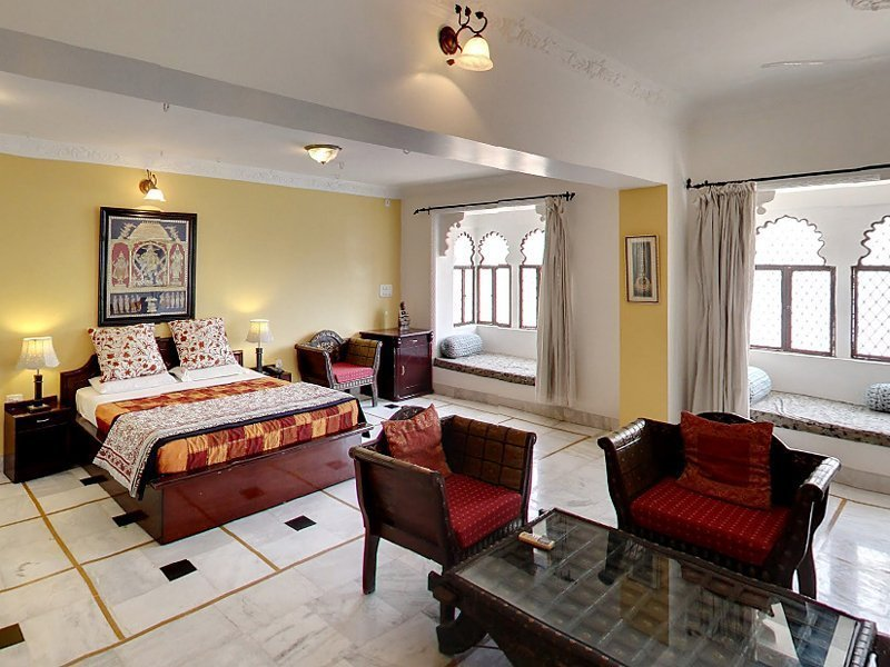 Bundi, Bundi Haveli hotel | Rama Tours