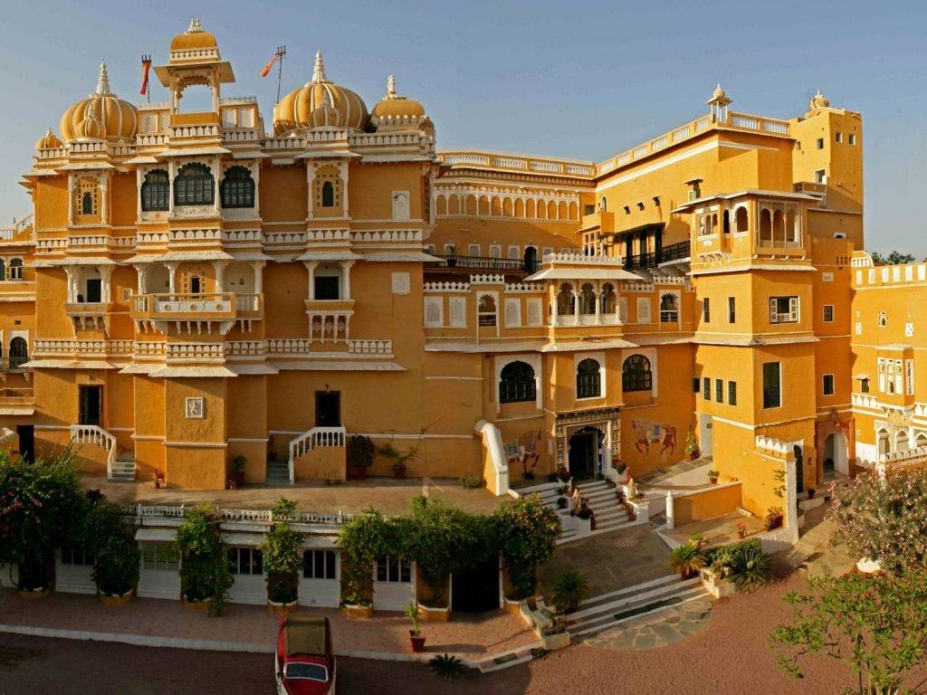 Deogarh, Deogarh Mahal Palace | Rama Tours