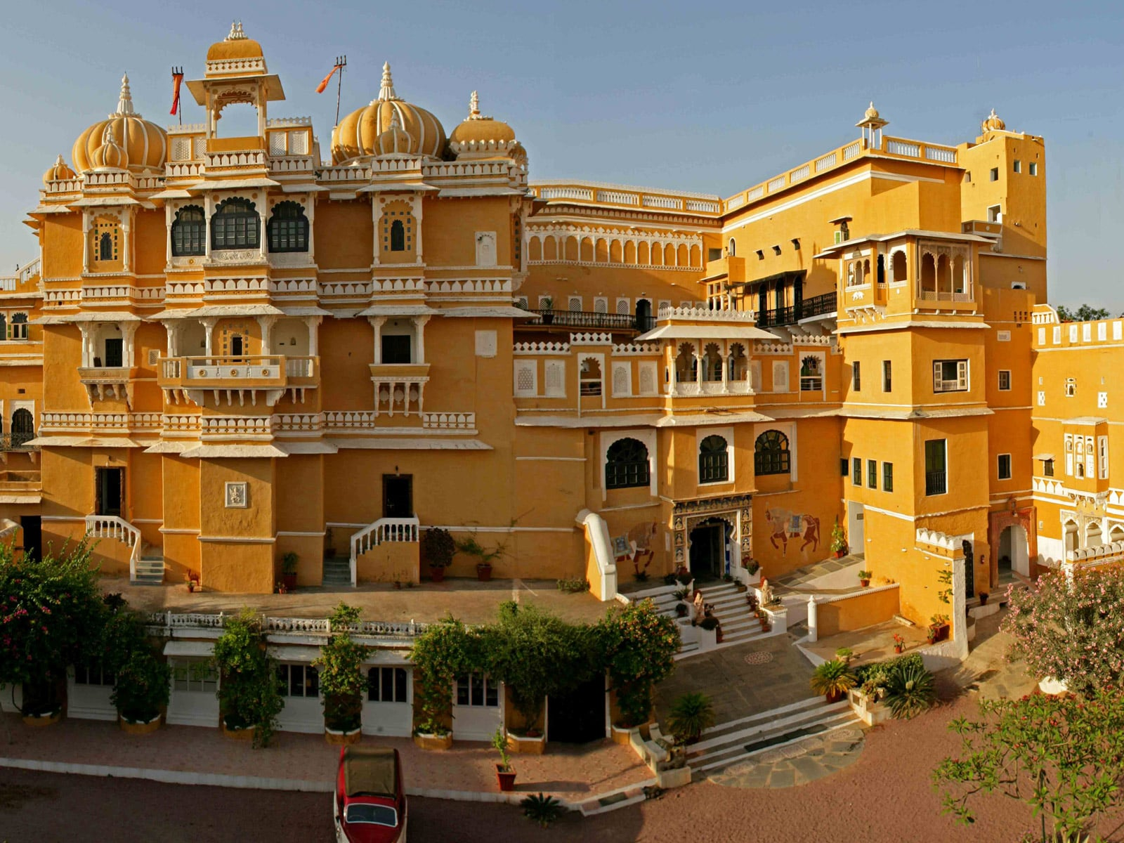 rondreis india deogarh mahal palace 1