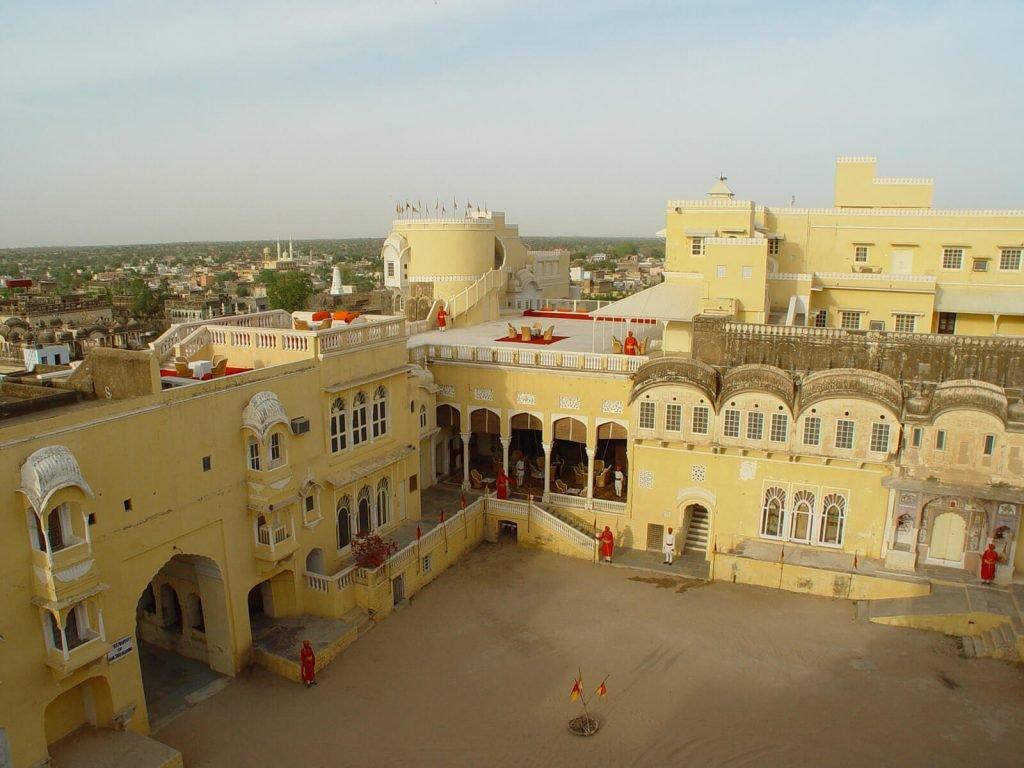 Mandawa, Castle Mandawa hotel | Rama Tours