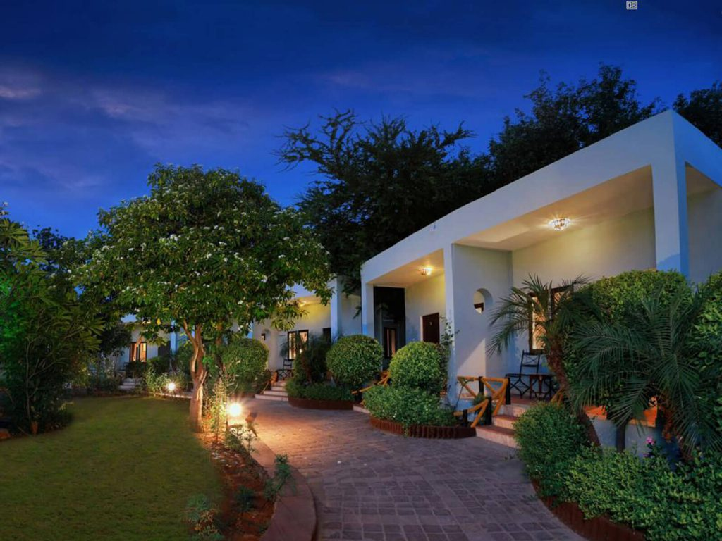 Ranthambore, The Pugmark resort | Rama Tours