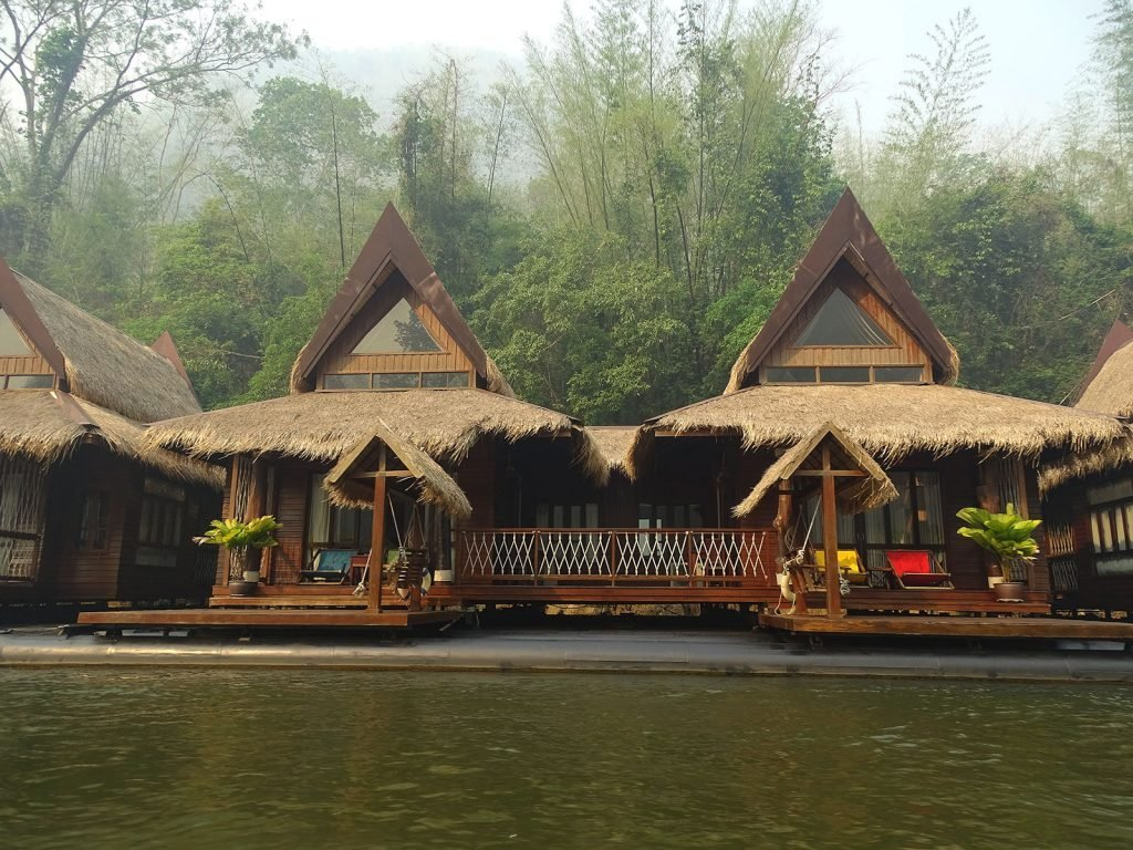 Kanchanaburi, The Float House River Kwai | Rama Tours