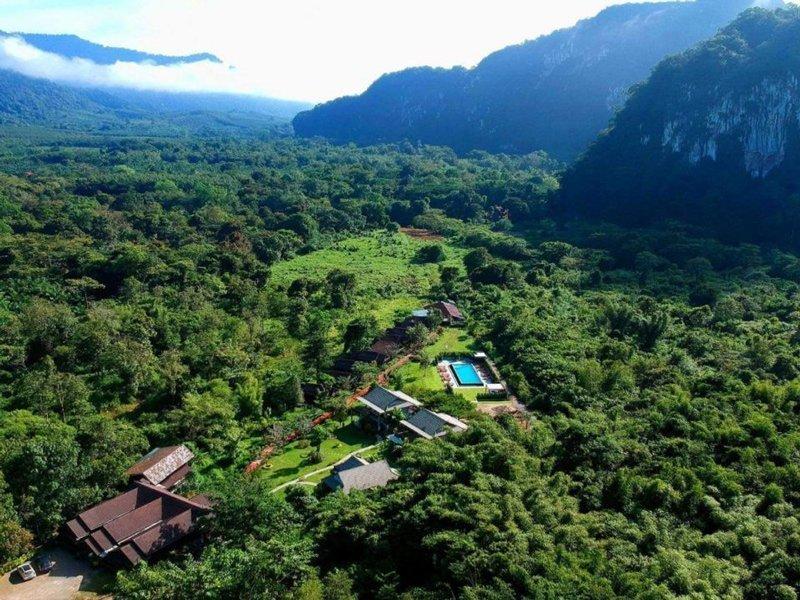 rondreis thailand khao sok montania lifestyle resort 9