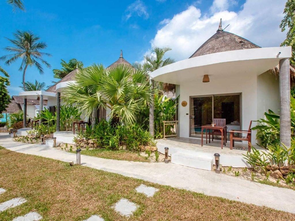 Koh Samui, Secret Garden Beach resort | Rama Tours