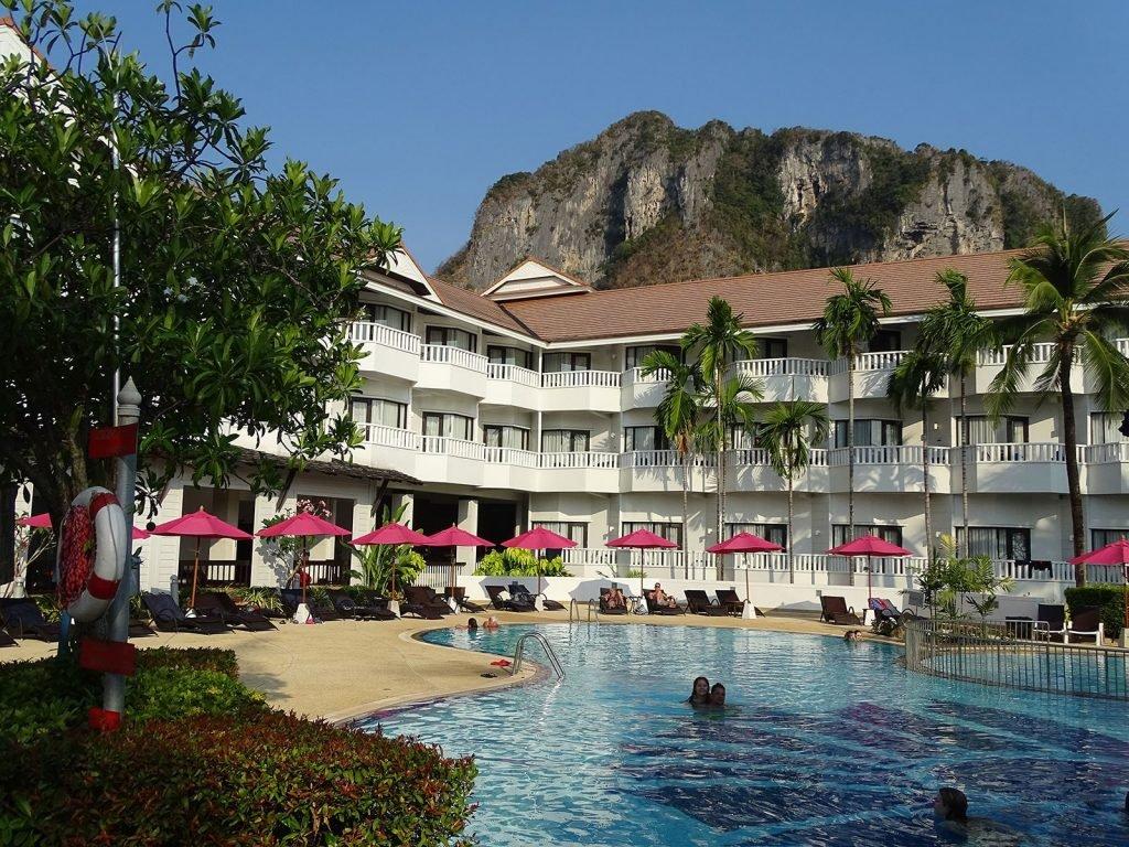 Krabi, Ao Nang Villa resort | Rama Tours
