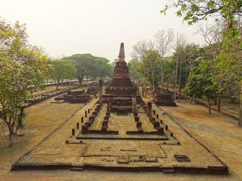 Sukhothai, Kamphaeng Phet historical park | Rama Tours