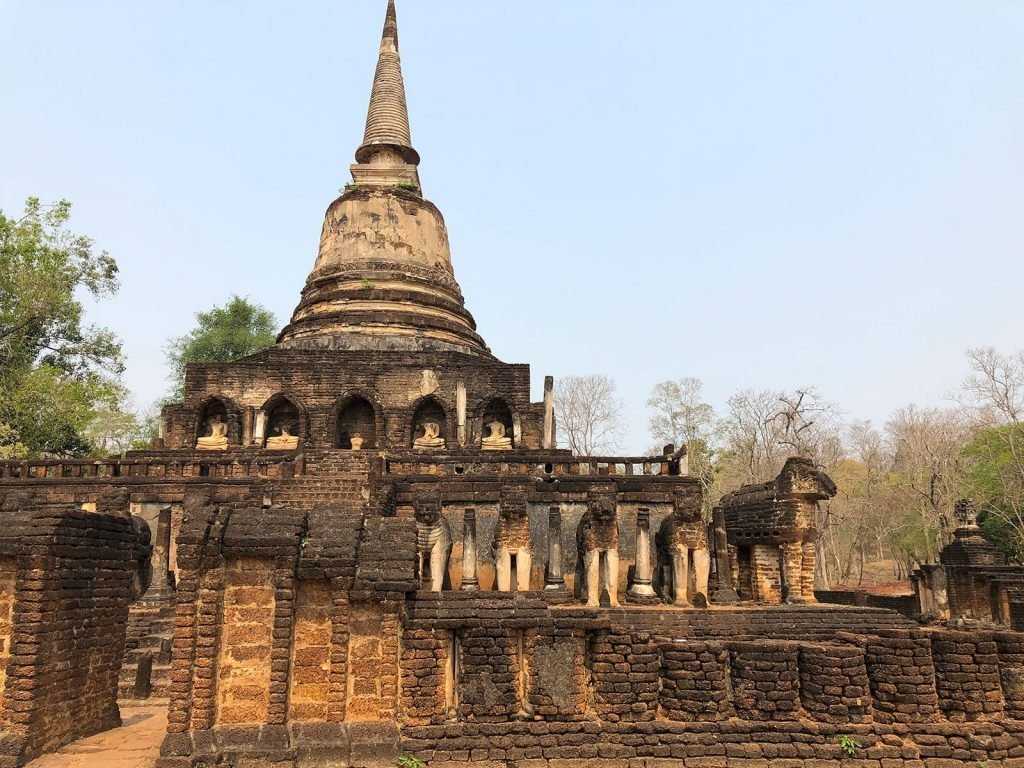 Sukhothai, Si Satchanalai | Rama Tours
