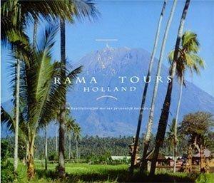 De eerste website van Rama Tours