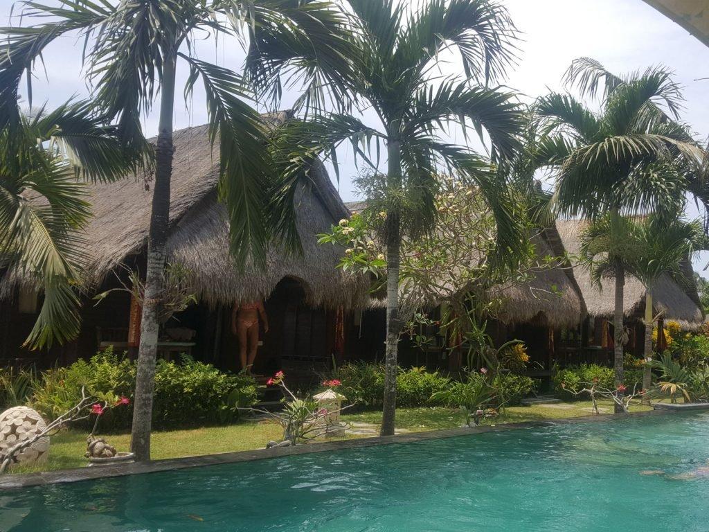 Nusa Lembongan, TS Hut | Rama Tours