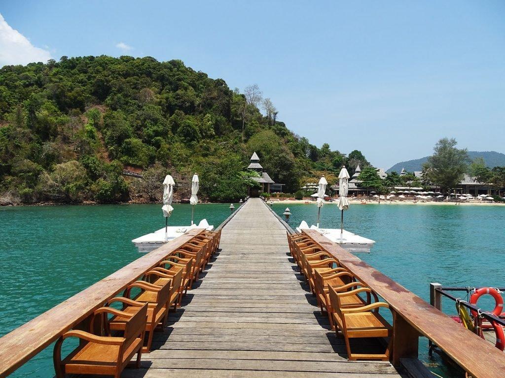 Koh Yao Yai, Santiya resort | Rama Tours