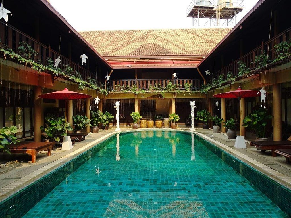 Sukhothai, Ruean Thai hotel | Rama Tours
