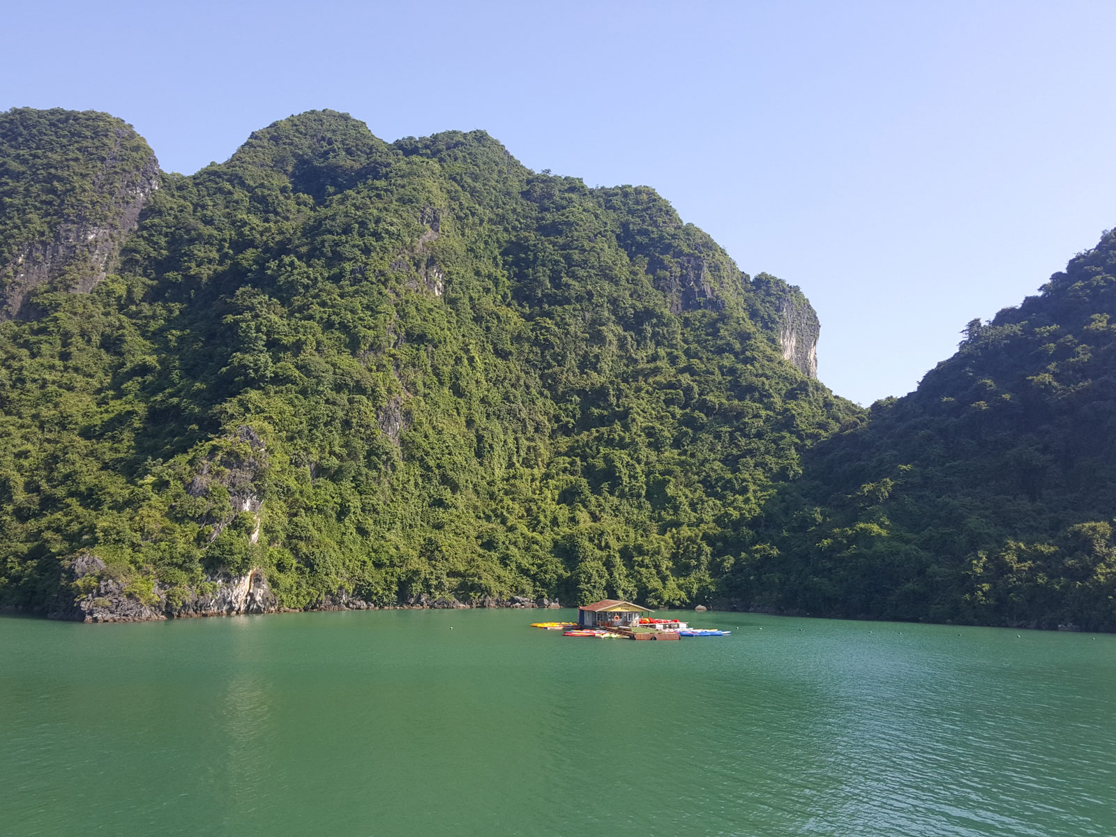 rondreis vietnam halong bay 6