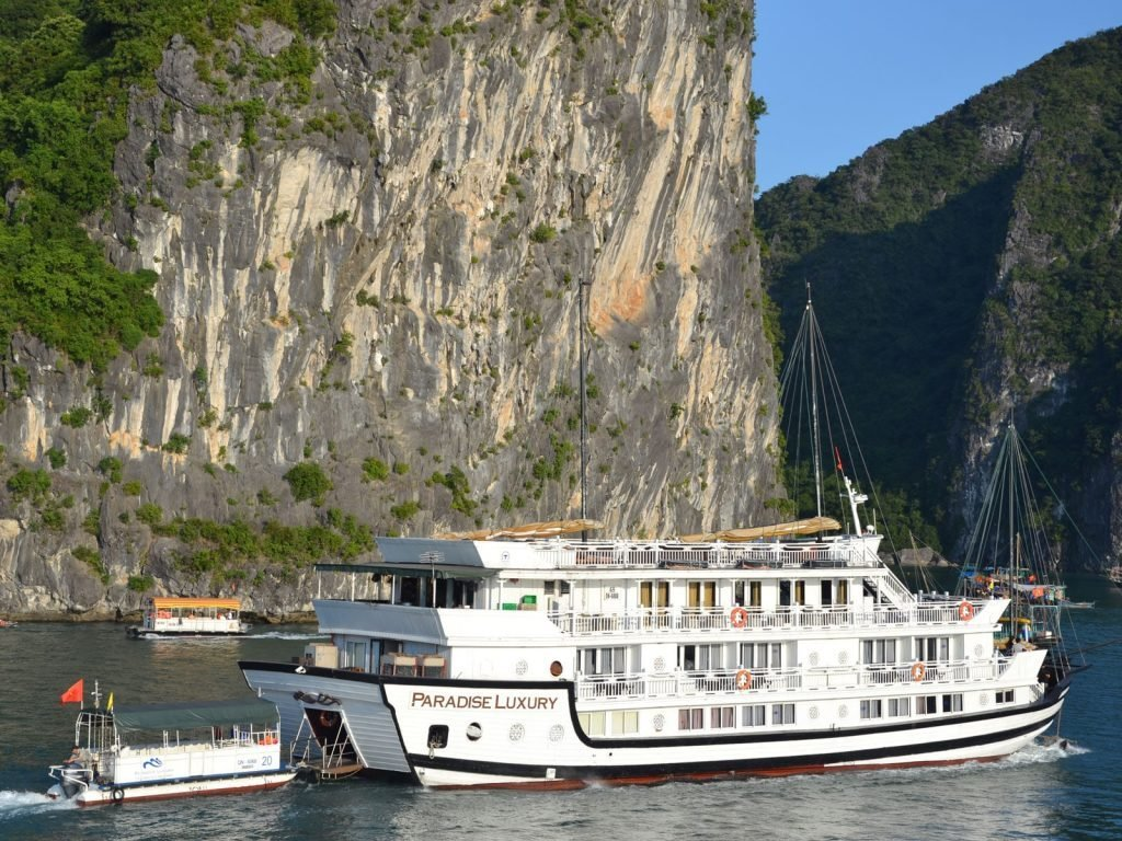 Halong Bay, Paradise Luxery Cruise | Rama Tours