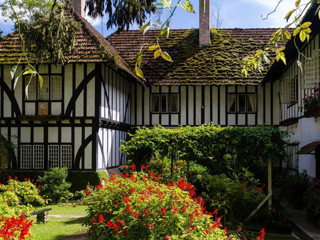 Cameron Highlands, The Smokehouse hotel | Rama Tours