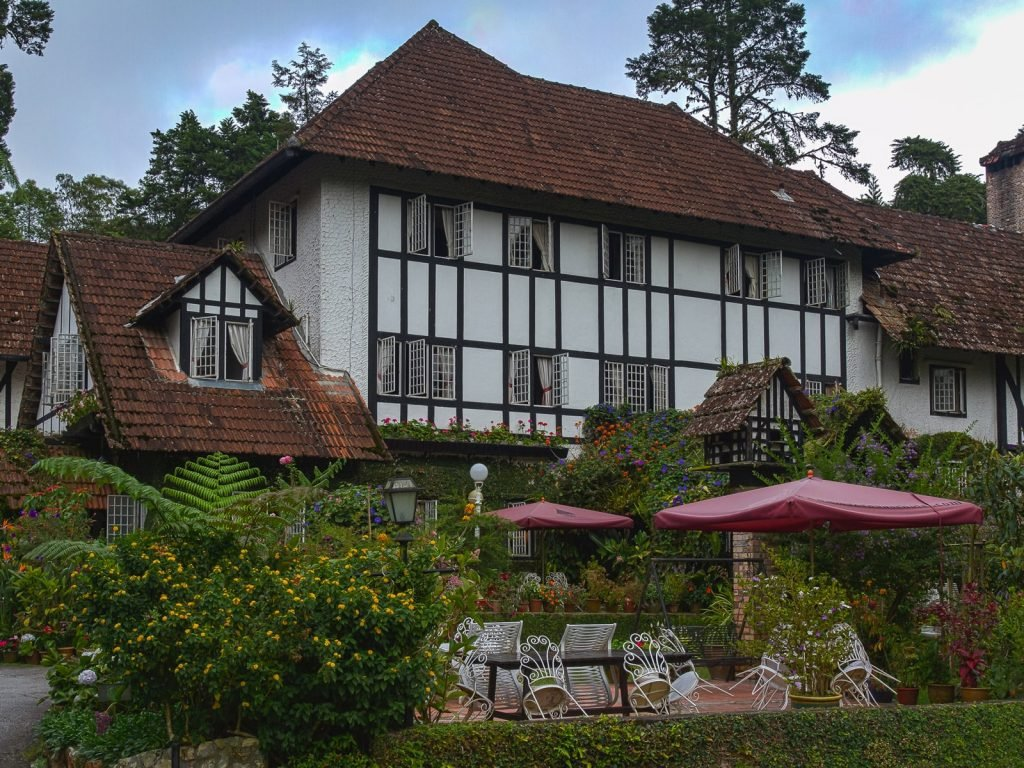 Cameron Highlands, The Smokehouse hotel | Rama Tours