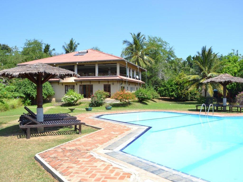 Tissahamarama, Hibiscus Garden hotel | Rama Tours