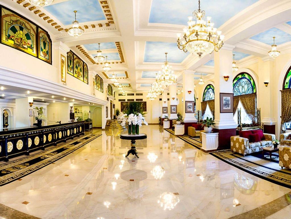 Ho Chi Minh City, Majestic hotel | Rama Tours
