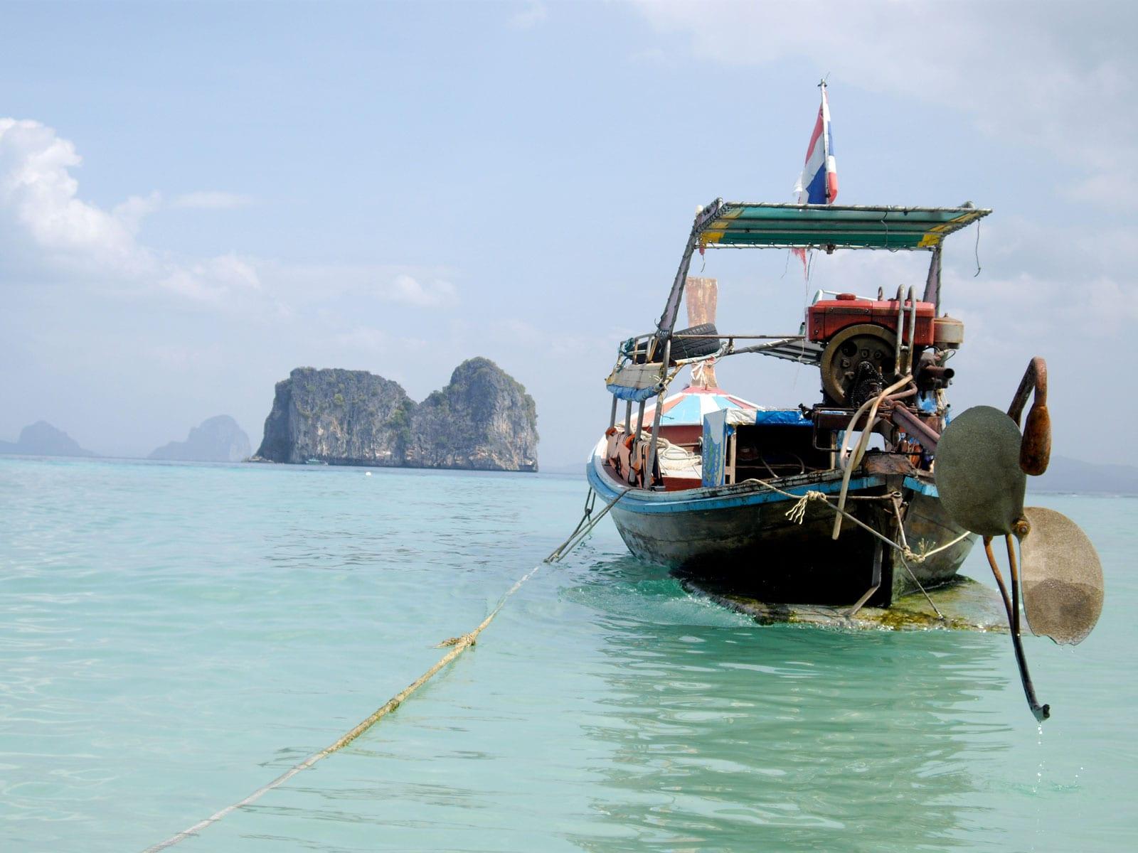 rondreis thailand koh ngai 4