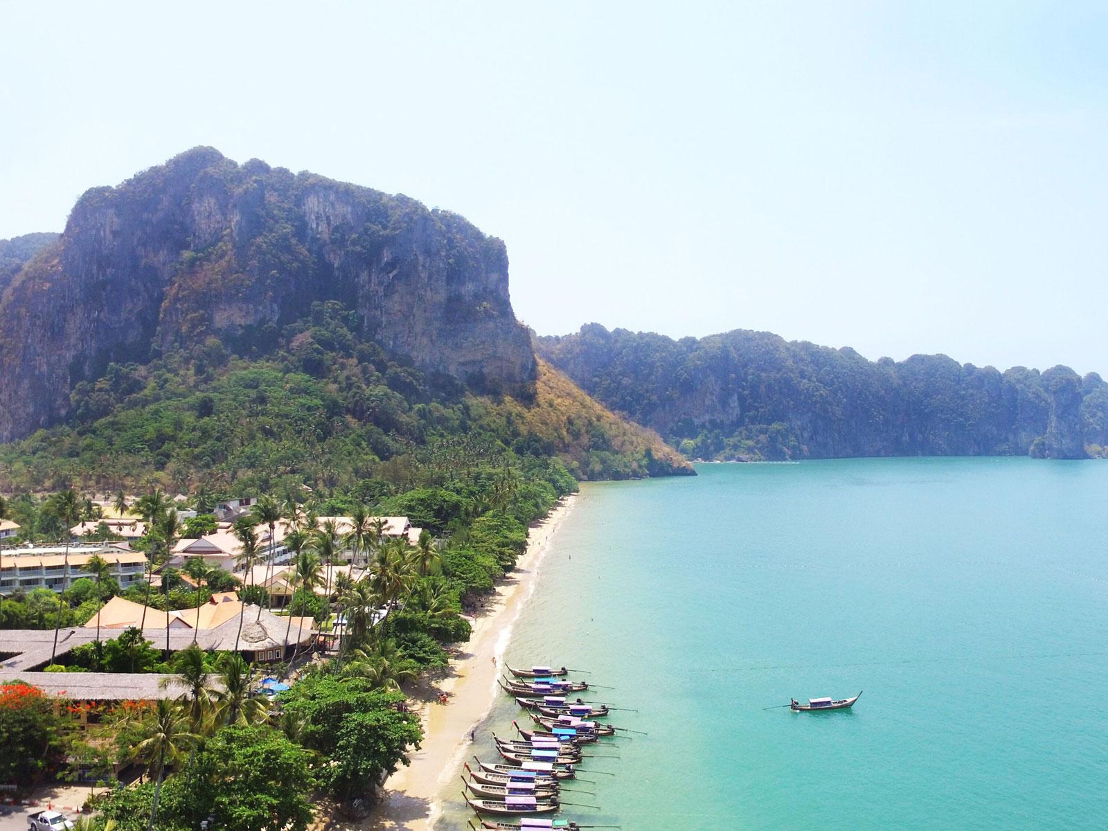 rondreis thailand koh lanta phra nang lanta resort 3