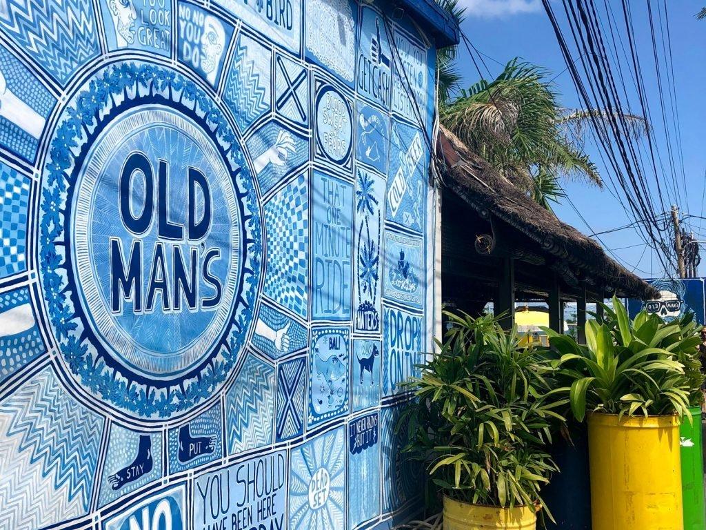 Old Man's in Canggu, Bali