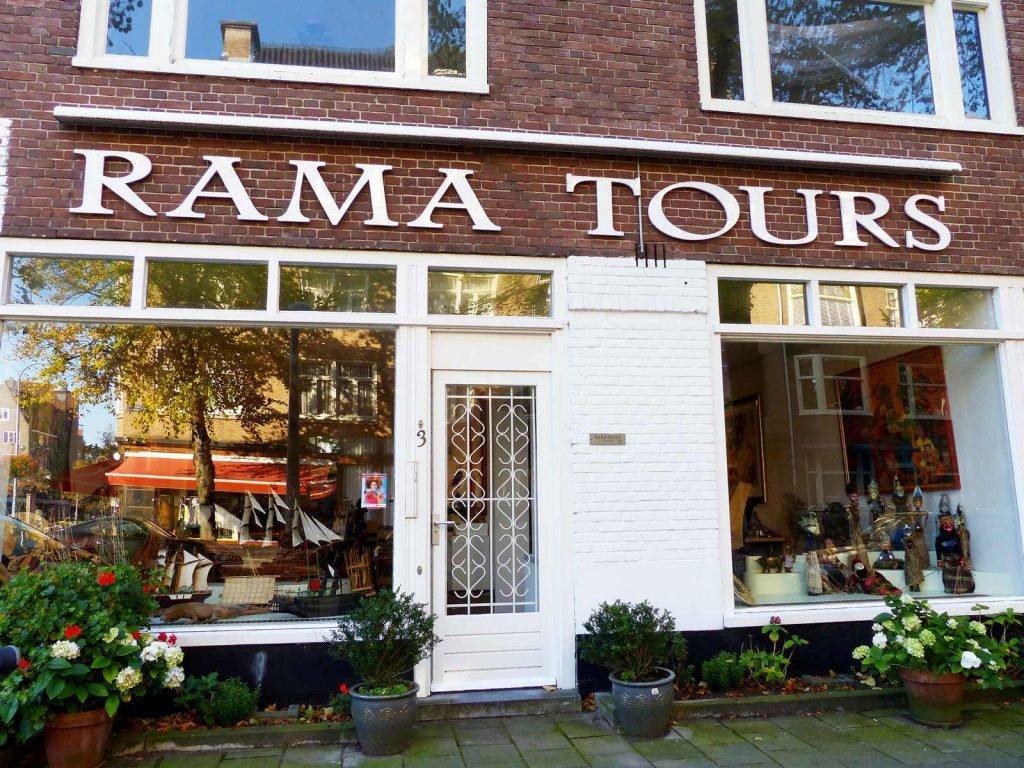 ons kantoor in de geleenstraat amsterdam rama tours holland 1