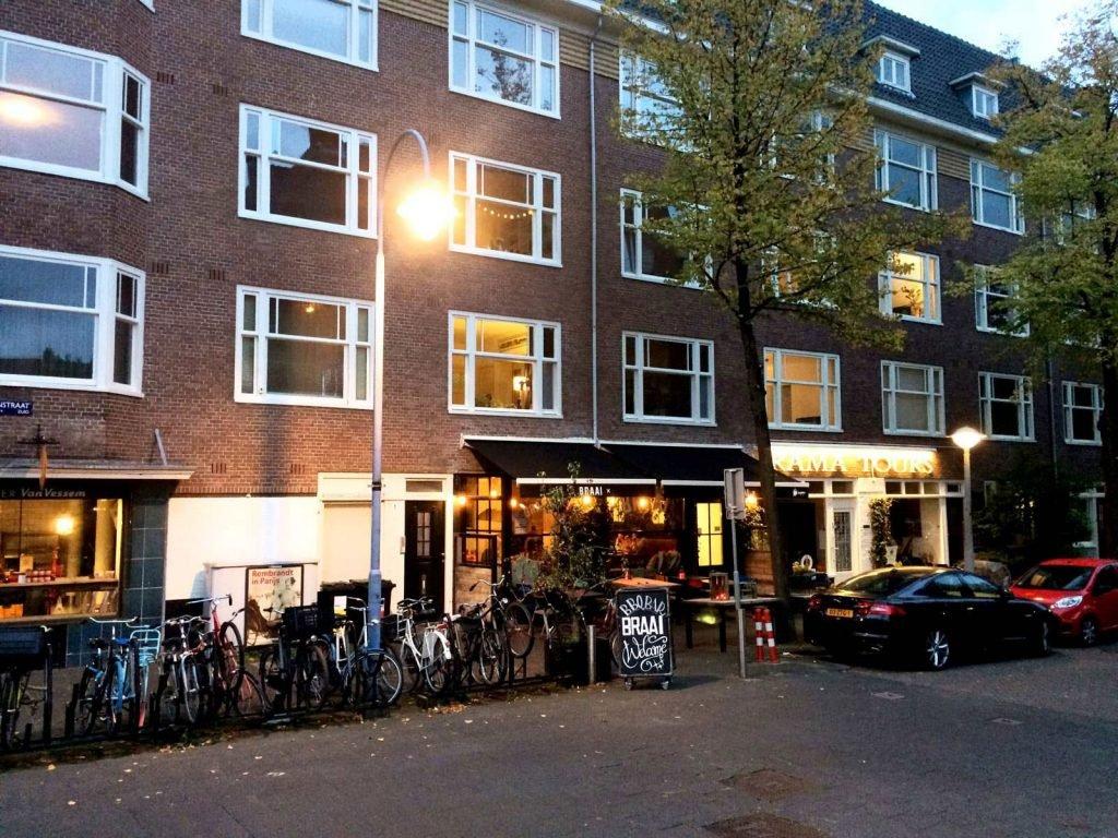 ons kantoor in de geleenstraat amsterdam rama tours holland 2
