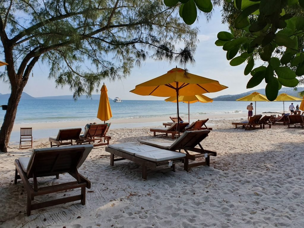 Koh Rong, Long Set Resort | Rama Tours