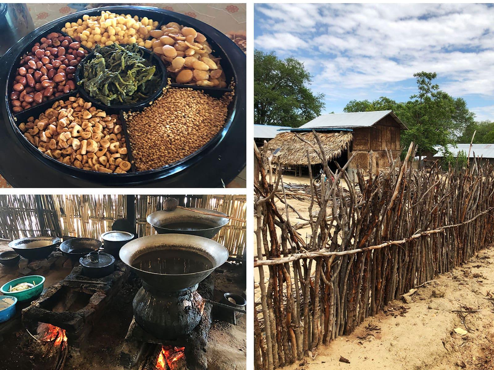 reisverslag myanmar blog lauren traditioneel eten