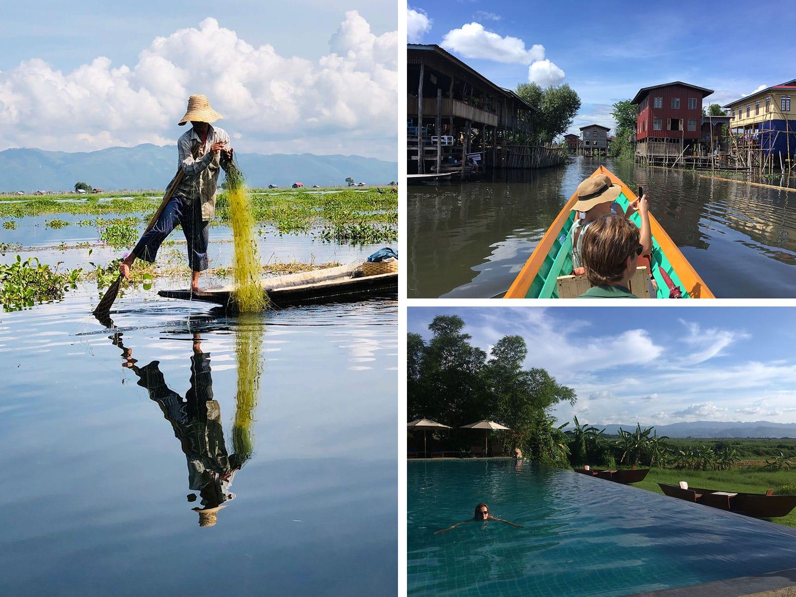 reisverslag myanmar blog lauren inle meer