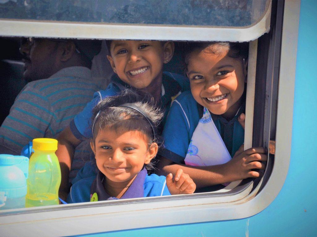 Treinen door Sri Lanka   Rama Tours