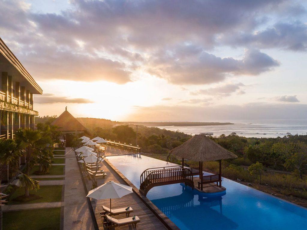 Nusa Penida, Semabu Hills hotel | Rama Tours