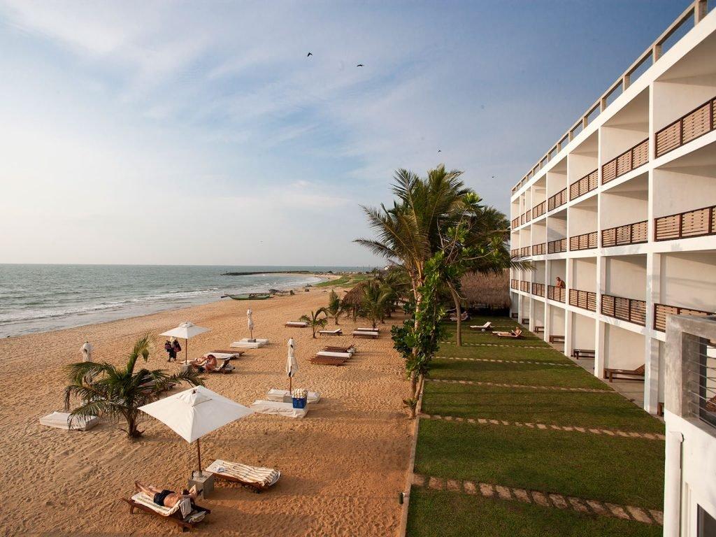 Negombo, Jetwing Sea hotel | Rama Tours