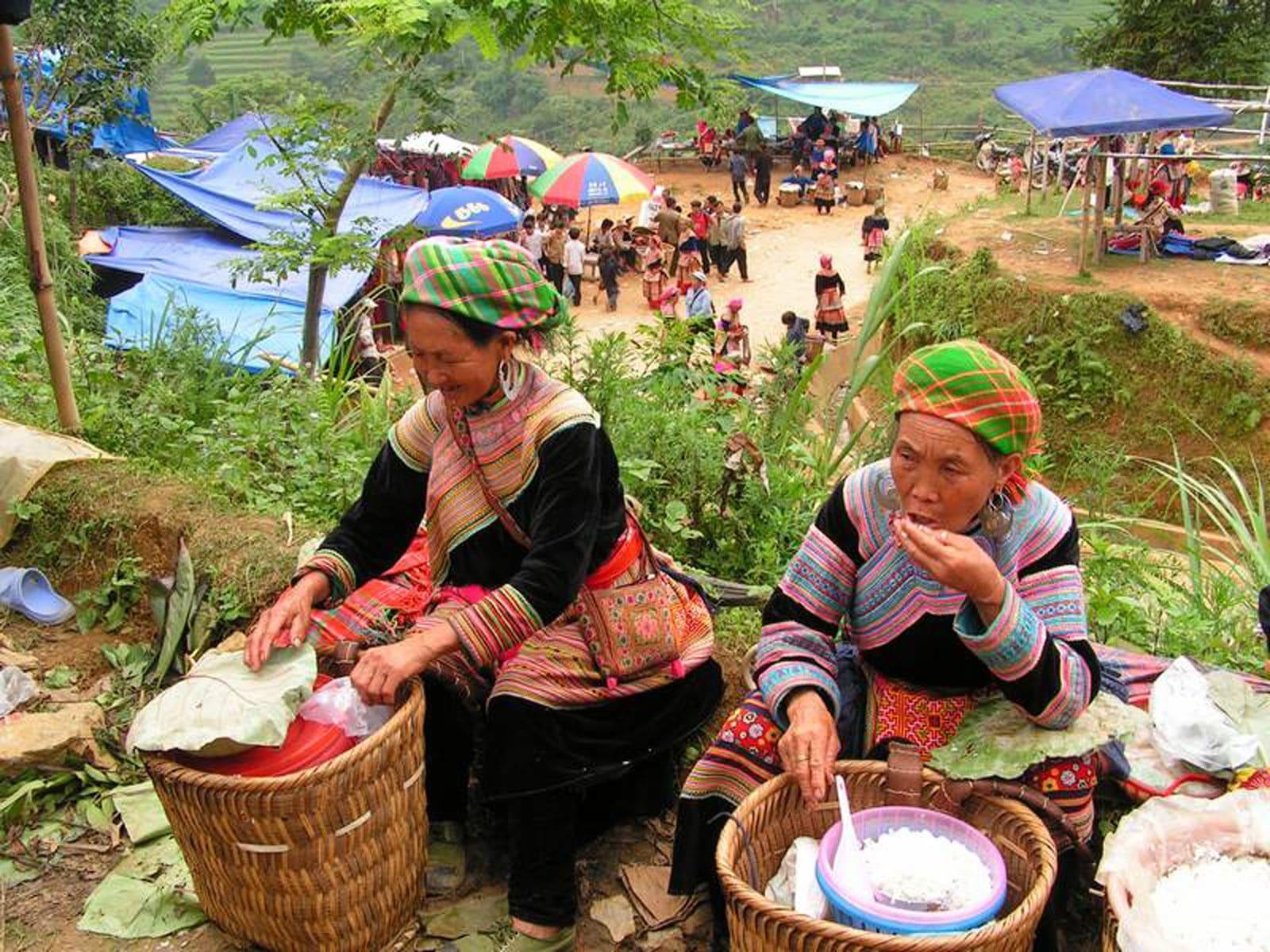 rondreis vietnam sapa hoogtepunt 2