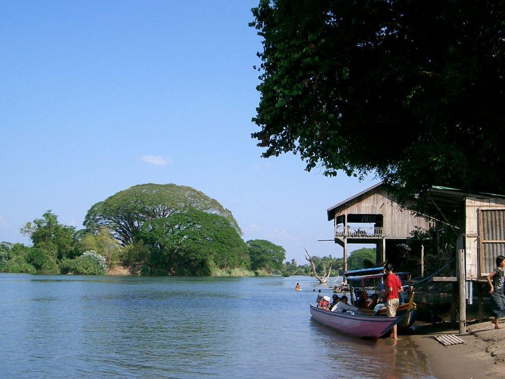 Si Phan Don (4000 eilanden) | Rama Tours