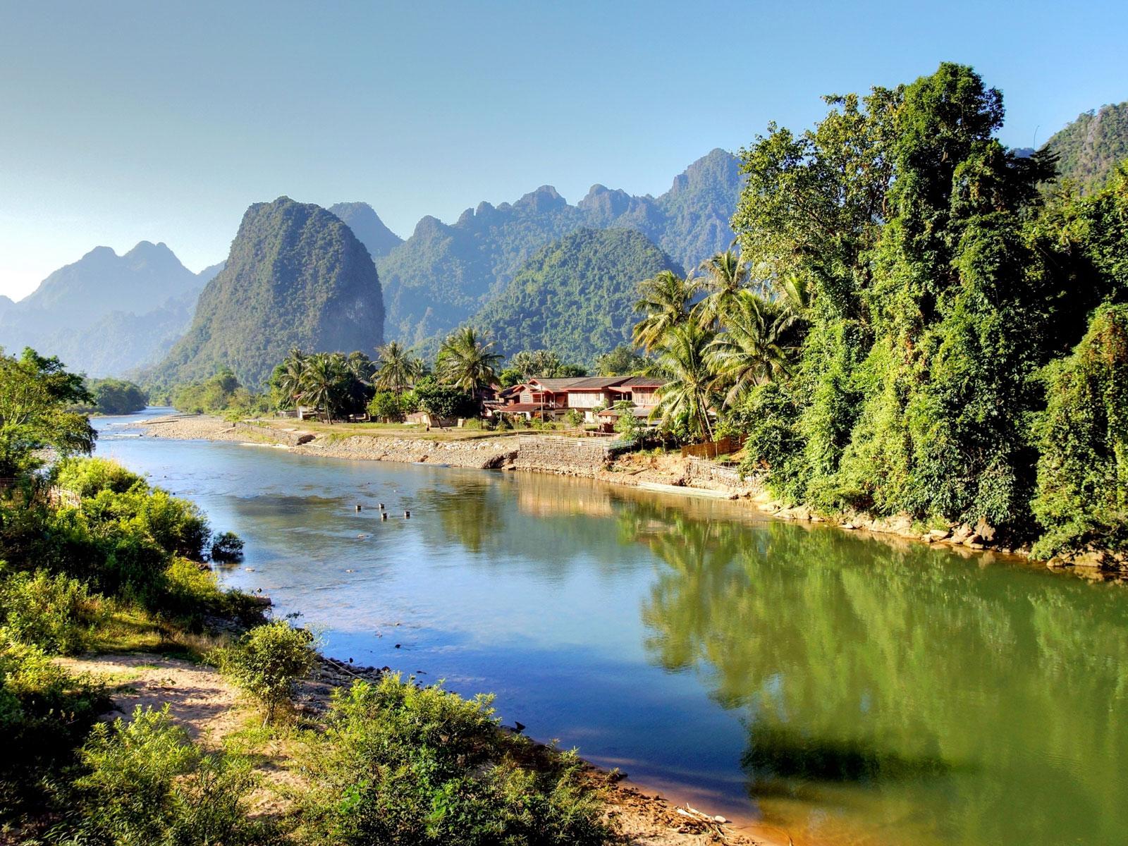 rondreis laos vang vieng hoogtepunt 4