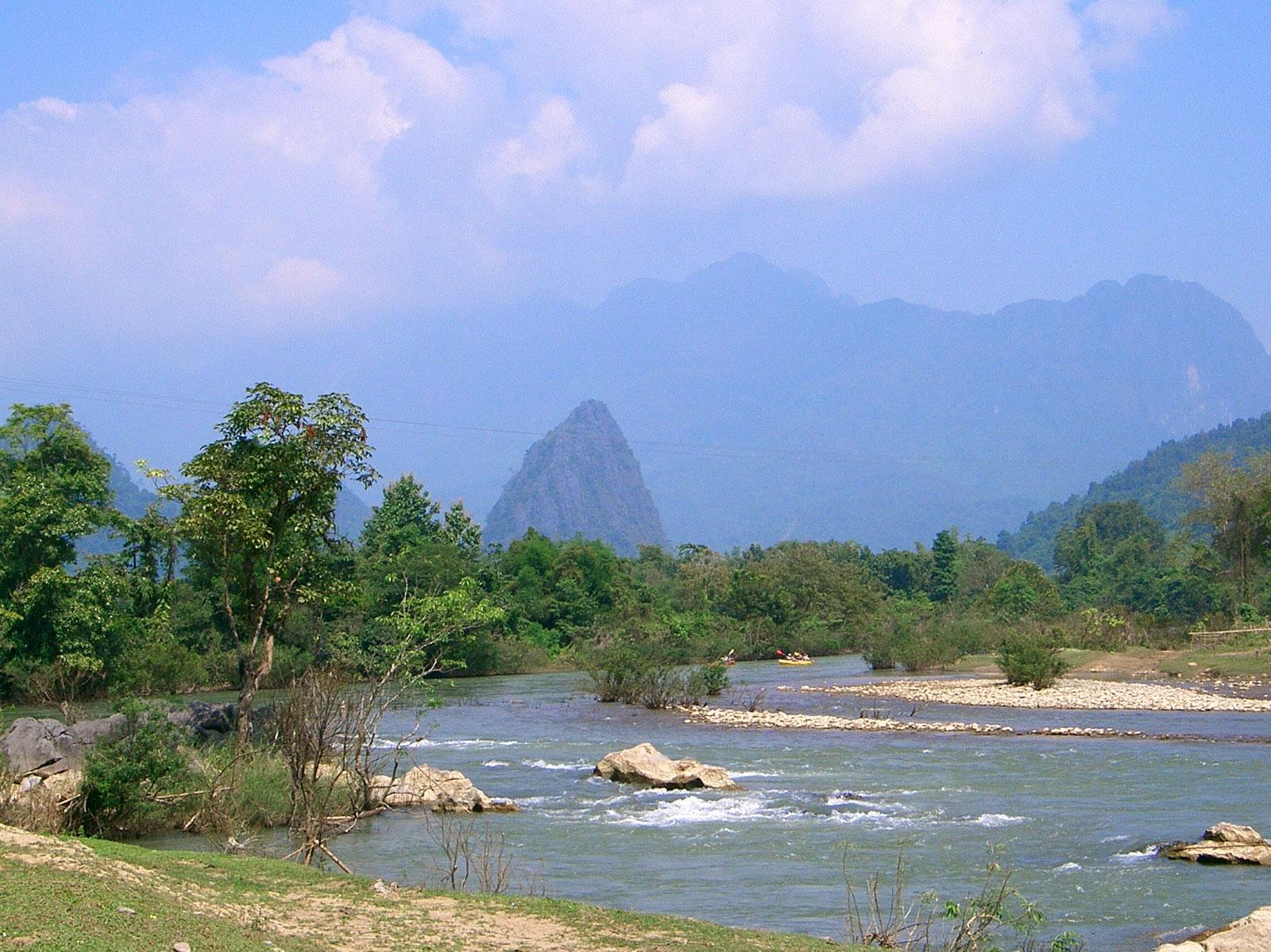 rondreis laos vang vieng hoogtepunt 8