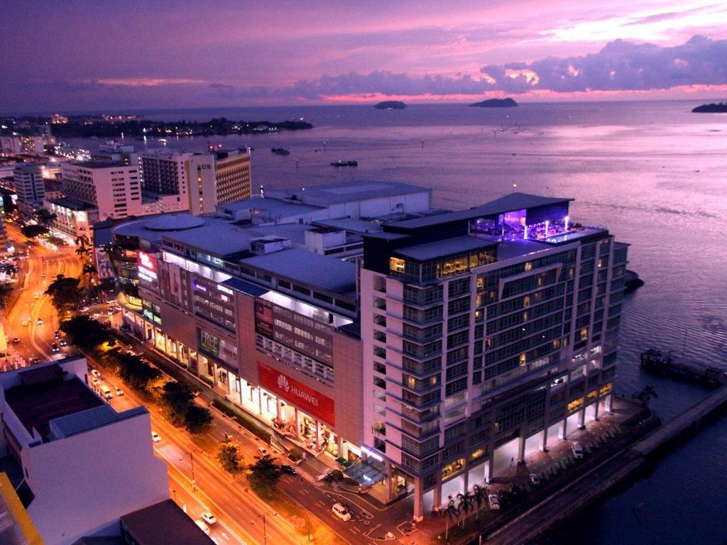 Kota Kinabalu, Grandis hotel | Rama Tours