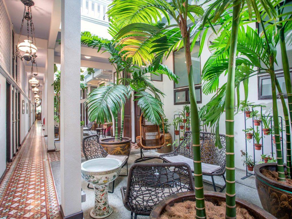 Penang, Areca hotel | Rama Tours